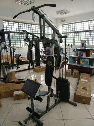 Multi functional home-gym equipment image 2