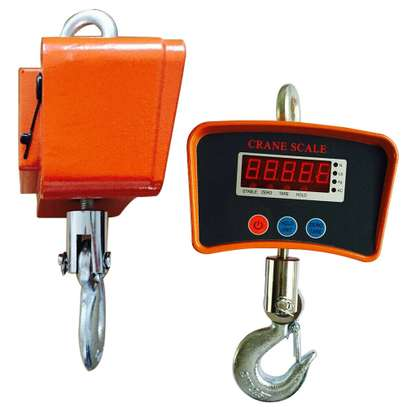 New 500Kg Digital Hanging Weighing Scale image 1
