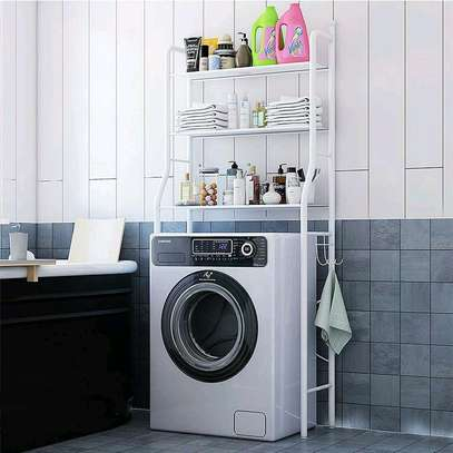 washing machine stand/organizer image 1