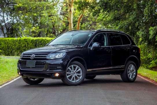 Volkswagen Touareg image 2