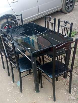 Rita six seater dining set image 1