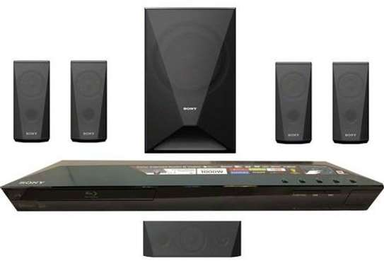 Sony BDV-E3100 – 5.1 Ch Surround Sound Blu-Ray 3D Home Theater System – Bluetooth – 1000Watts image 2