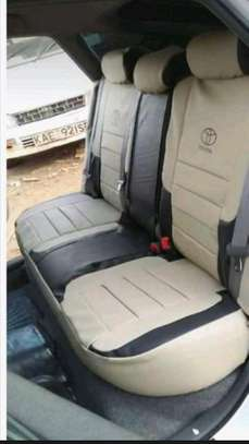 QUALITY WATERPROOF CAR SEAT COVERS image 1