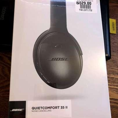 Bose QuietComfort 35 II Noise Cancelling Smart Wireless Headphones image 11