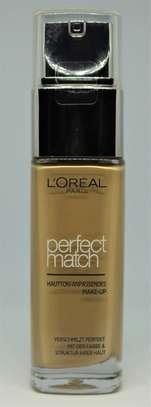 L'Oreal Perfect Match Make Up Golden Natural image 1