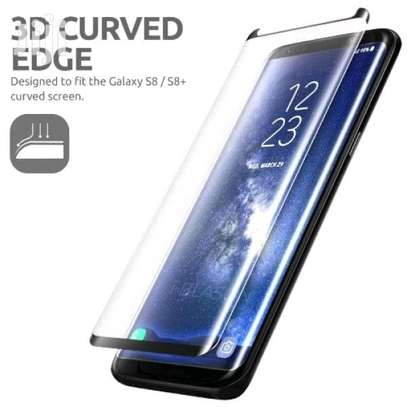 Samsung S8 plus screen protector image 1