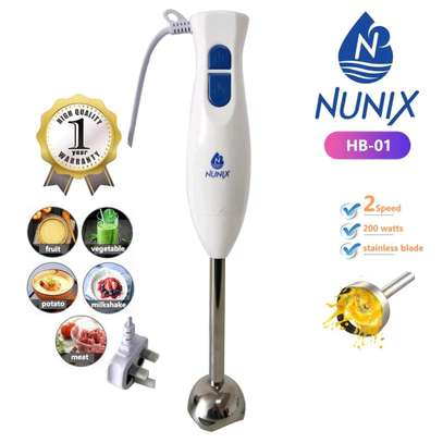 Nunix Baby Hand Blender image 1