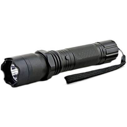 Electric tizzer Self-Defense Torch With Electric Shock image 1