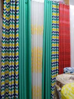 ADORABLE QUALITY FABRIC CURTAINS image 9