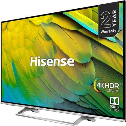 HISENSE 50 Smart 4K UHD ANDROID TV image 1