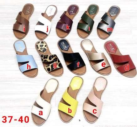 Ladies sandals image 1