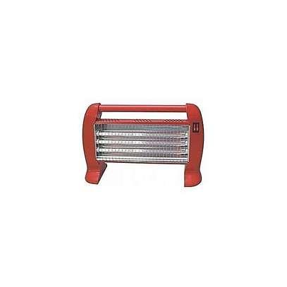 Ketao Halogen Room Quartz Heater - Red image 1