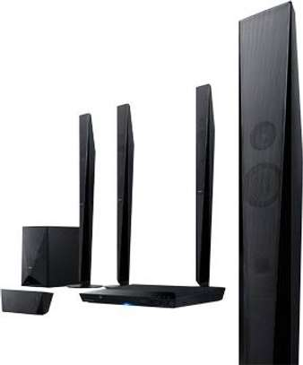 DZ 950 Sony home theater system image 1