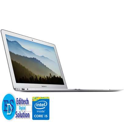 Apple MAcbook Air 13 Inches Core i5 4GB Ram 256SSD image 1