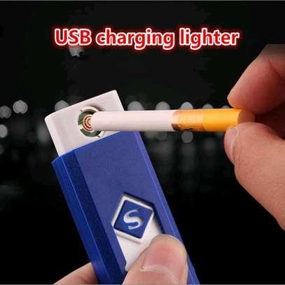 Smokeless USB charging lighter image 1