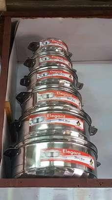 Hot Pot/6pc hot pot/Stainless steel hot pot image 1