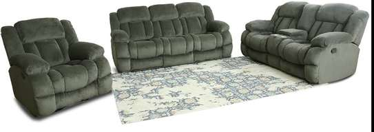 Imported recliner sofa image 1