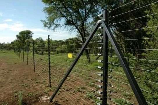 Electric fence System supply and installation image 3