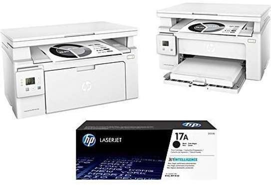 HP LaserJet Pro MFP M130a image 1