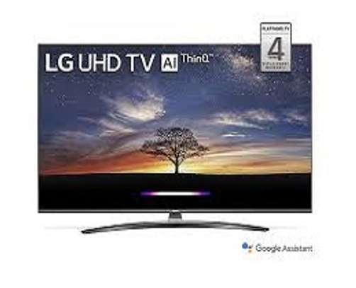 "LG 55"" 4K UHD SMART TV,ALEXA VOICE CONTROL,MAGIC REMOTE,WI-FI,4K HDR-55UN7300PTC-BLACK image 2"