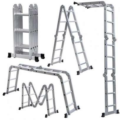 Aluminium folding ladders in Nairobi,Kenya