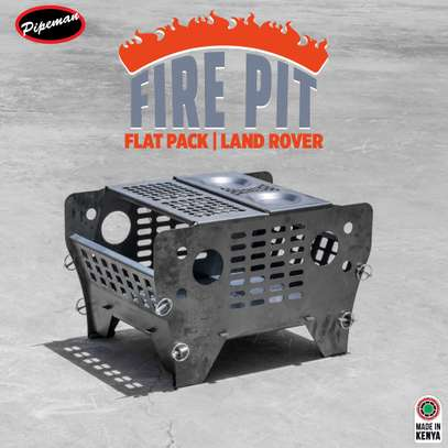 Pipeman, Fire Pit Flat Collection image 3