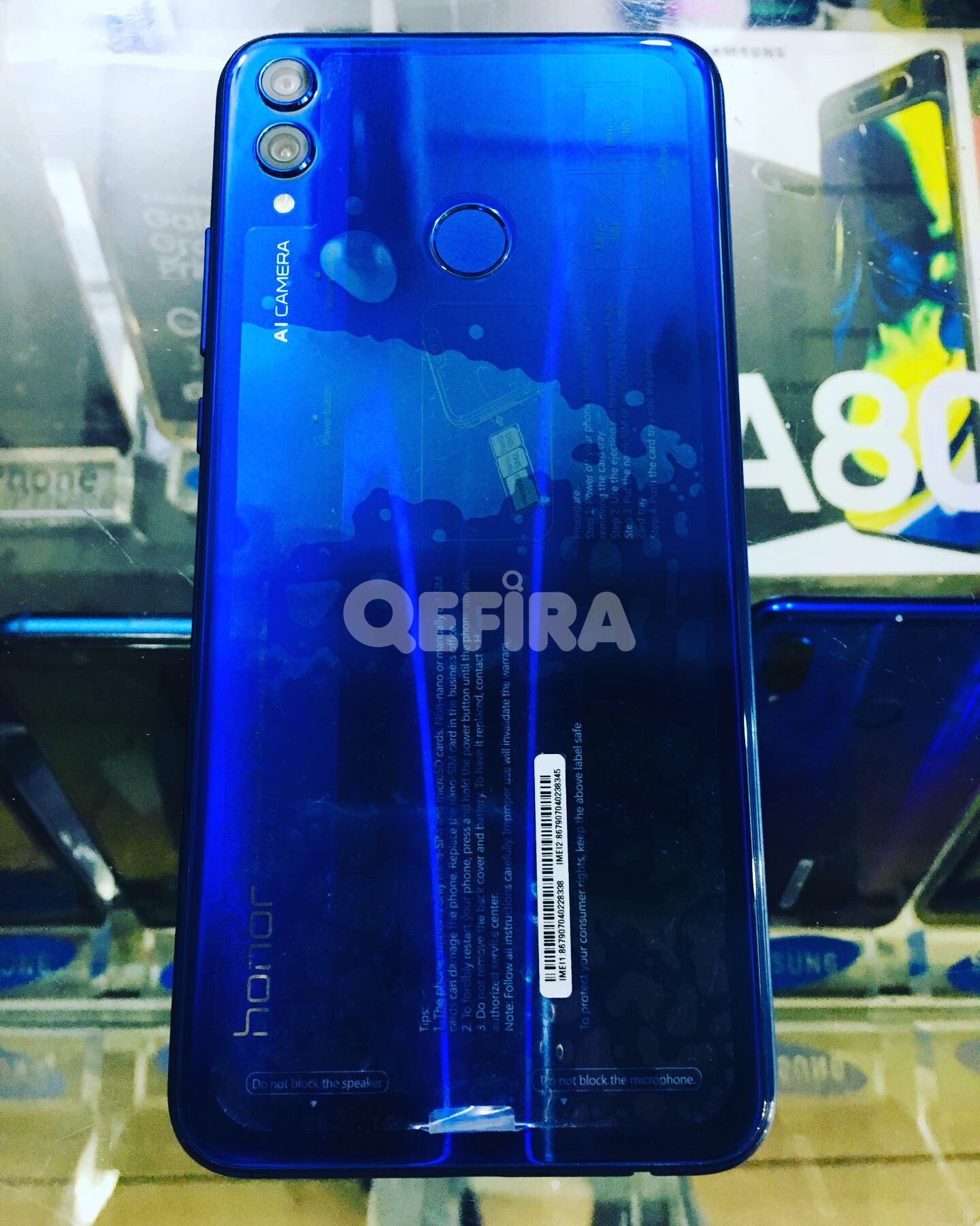 New Honor 8X at Br 11,500