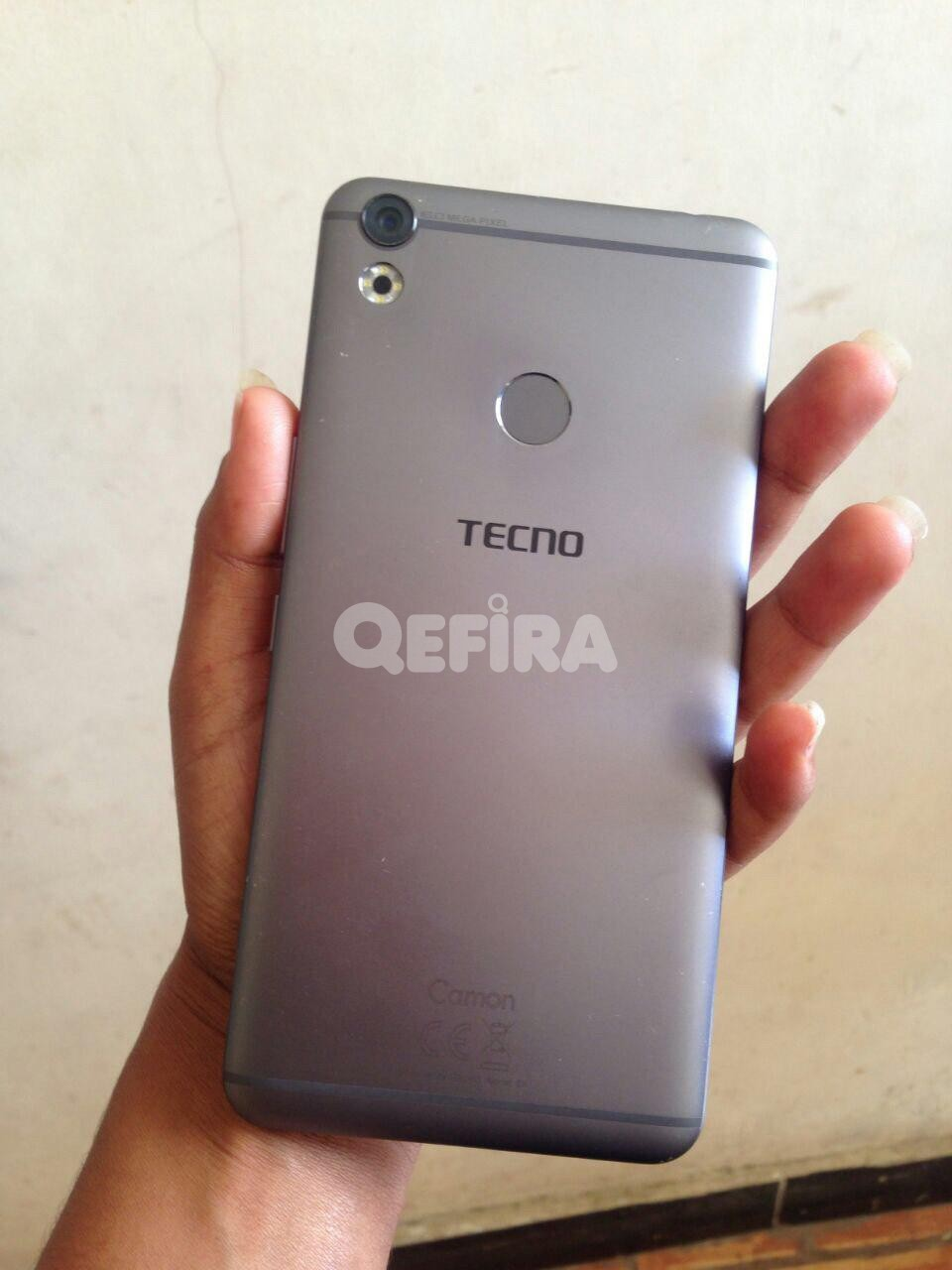 Used Tecno Camon CX (Used) at Br 4,500