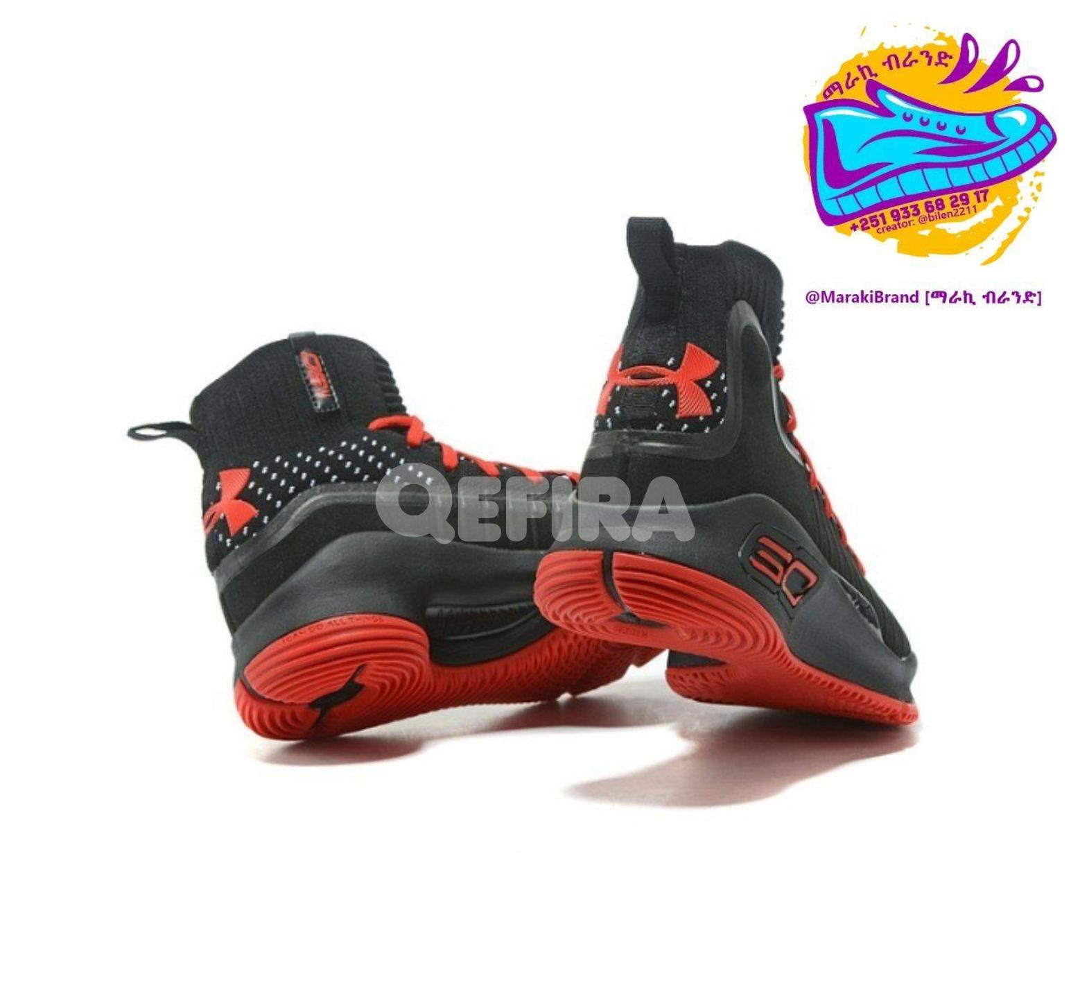 Under Armour Curry 4 Men's Shoe in