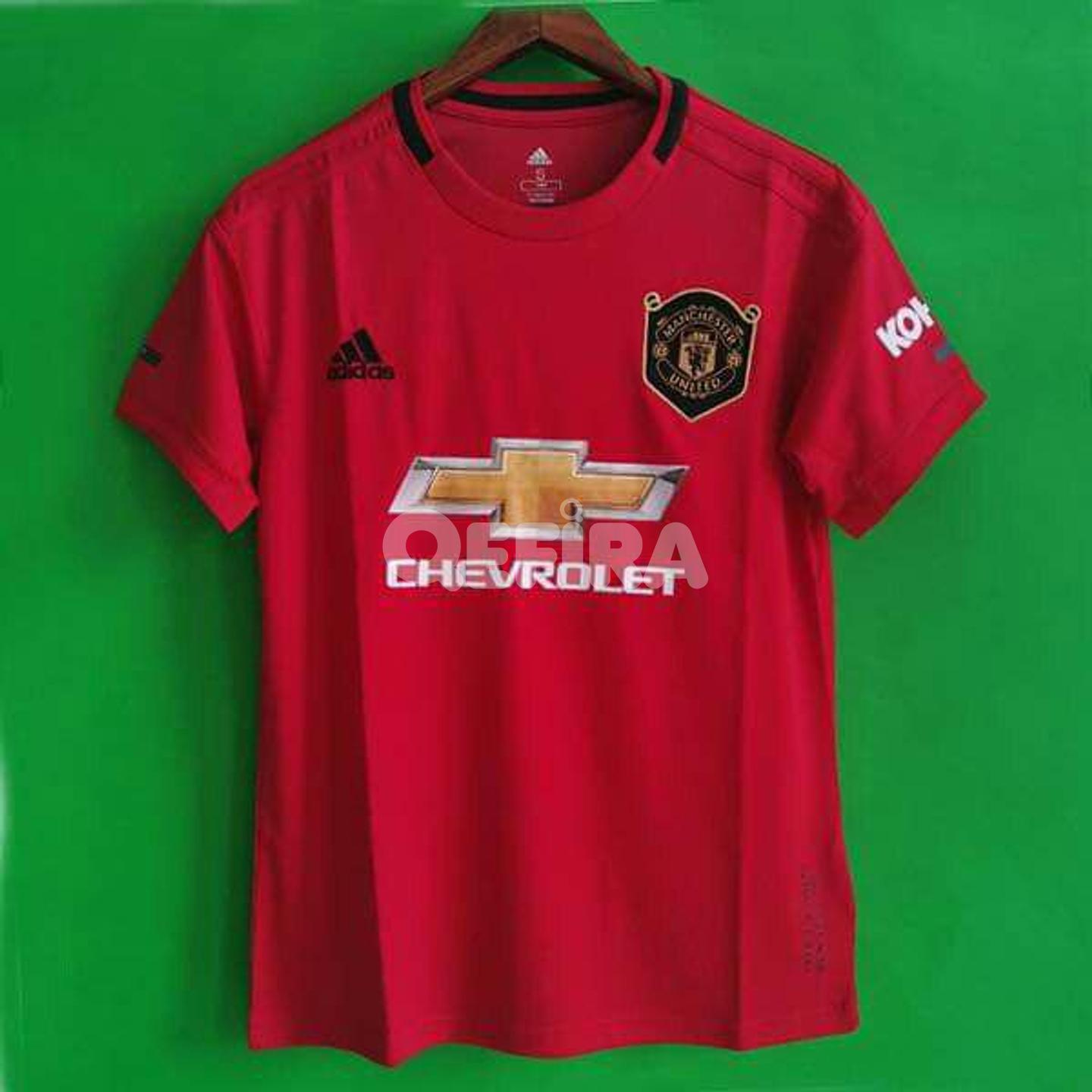 the latest 93738 b3d1f Brand New Manchester United T-Shirt