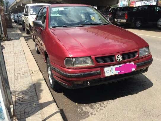 1998 Model-Vw Polo Classic image 3