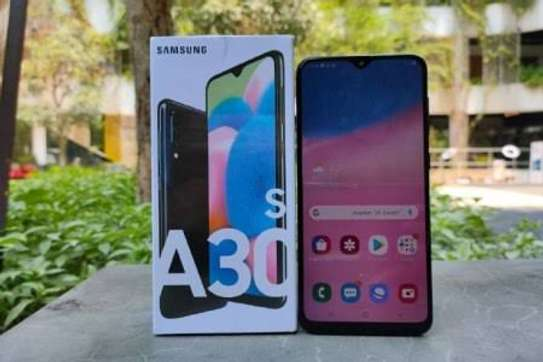 Samsung Galaxy  A30s (black)