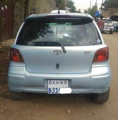 2004 Model Toyota Vitz image 5
