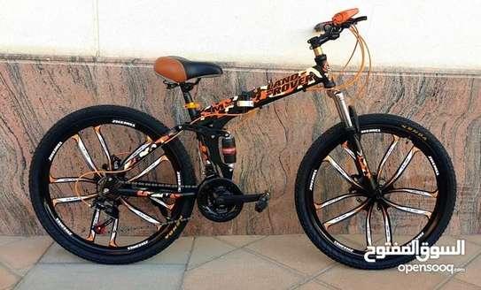 "Bicycle Land Rover Folding 26"" image 2"