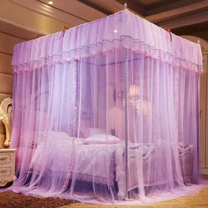 luxury Bed Canopy Dome Hanging Mosquito Net image 3