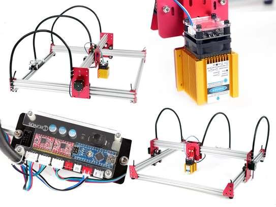 Laser Engraver CRONOS 45*45cm 5.5W/15W Machine image 5