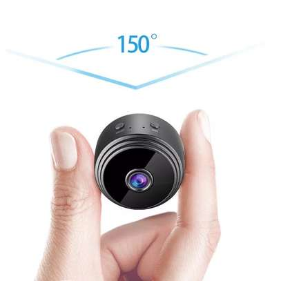 Mini security camera which supports live stream video image 1