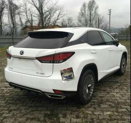 2020 Model Lexus LX 300 image 1