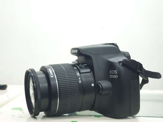 Canon EOS Rebel T5  or 1200d Camera