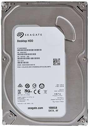 1TB Seagate Internal Harddisk FOR DESKTOP
