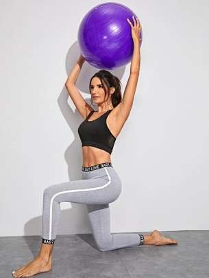 Solid Yoga Ball