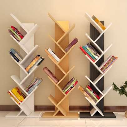 Tree Design Book Rack image 1