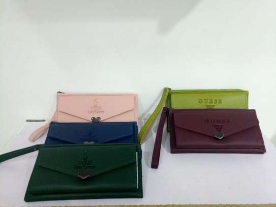 Assorted Colors Wallet Bags