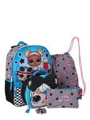 Girl Backpack image 1