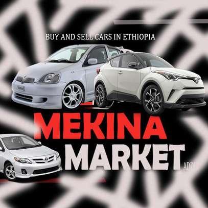 Mekina market