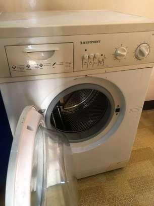 የልብስ ማጠቢያ 7kg,Washing m westpoint 7kg image 1