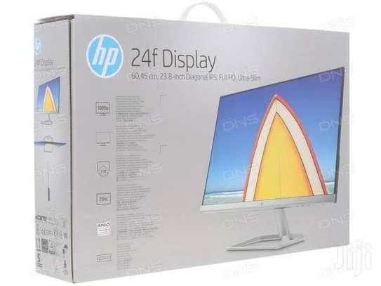 HP Display 23.8(24)inch Ultra Slim Full HD Monitor image 1