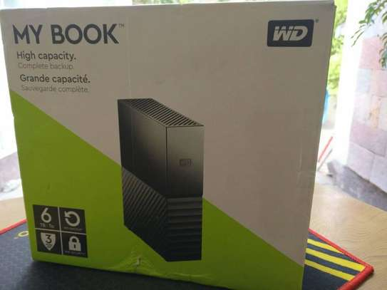 WD My Book 6TB(Used for 4 months)