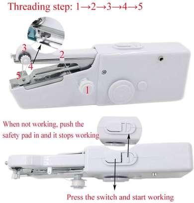 HANDHELD SEWING MACHINE image 3