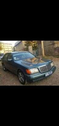 1996 Model Mercedes Benz S280 image 1